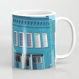Broken and Reserved Coffee Mug