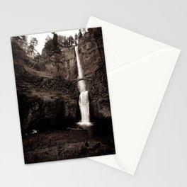 multnomah falls. Stationery Cards