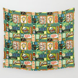 Reading and Writing Wall Tapestry