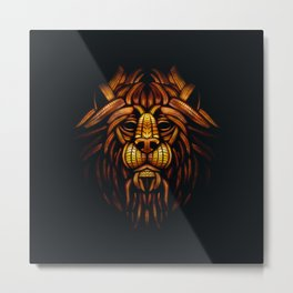 Amarachi Metal Print