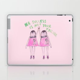 Her success is not your failure Laptop & iPad Skin