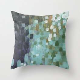 The Abyss, Grand Canyon National Park Throw Pillow