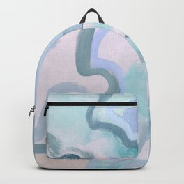 Suave curves Backpack