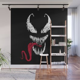 Symbiote Wall Mural