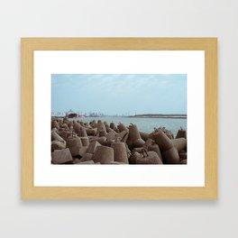 Klaipeda Framed Art Print