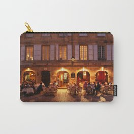 Sarlat-la-Caneda Carry-All Pouch