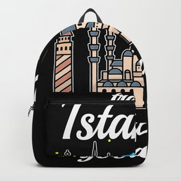 Travel To Istanbul Is Always A Good Idea Backpack