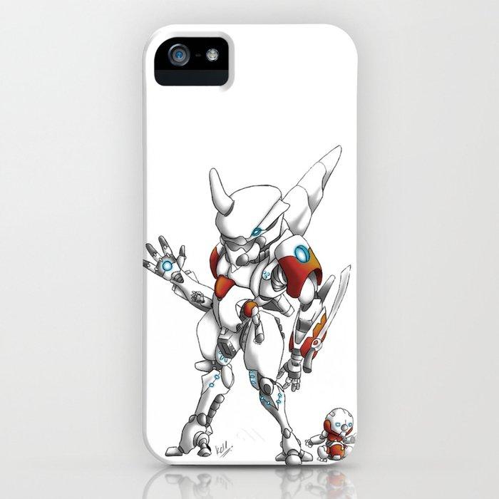 Chibi O-yoroi iPhone Case