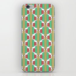 Art Deco Broach Pattern iPhone Skin