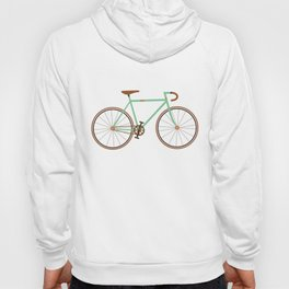 Green Fixie Hoody