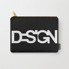 The black design Carry-All Pouch