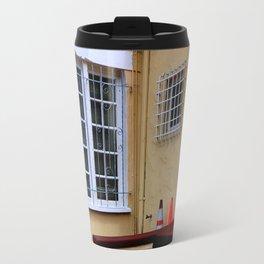 Caution - Break-ins Not Advised Travel Mug