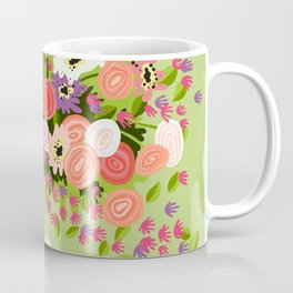 Flowerpower Coffee Mug