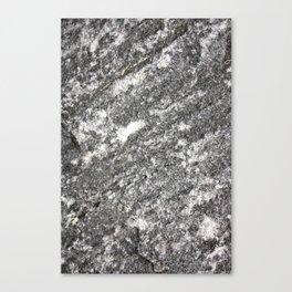 Granite Stone Canvas Print