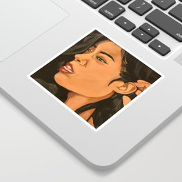 Mila J Music Block Sticker