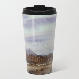 One spring less Travel Mug