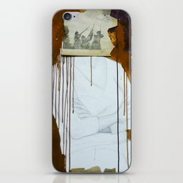 Shoot the Moon iPhone Skin
