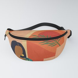 Stay Home No. 8 Fanny Pack