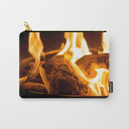 Lava Rock Fire - Campfire Vibes Carry-All Pouch