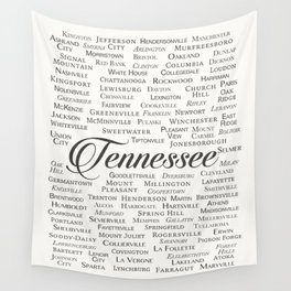 Tennessee Wall Tapestry