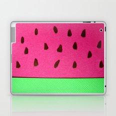 Watermelon Papercut Laptop & iPad Skin