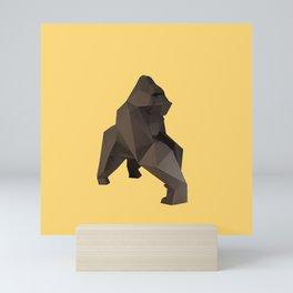 Gorilla Mini Art Print