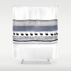 Pattern / Nr. 1 Shower Curtain
