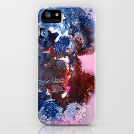 Abstract No. 2 iPhone Case