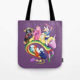 Adventure Girls Tote Bag
