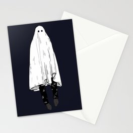 Ghosting You Stationery Cards
