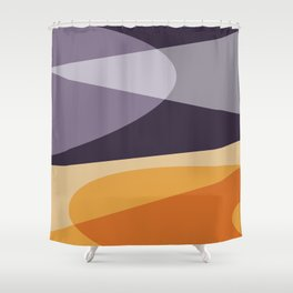 Empty Spaces Shower Curtain