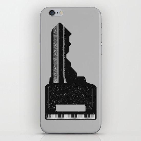 Piano Key. iPhone & iPod Skin