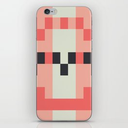 Race Line iPhone Skin