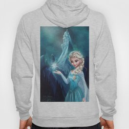 Elsa Frozen Hoody