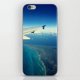 Up and Above iPhone Skin