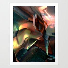 Jerome Boch Atmosphere Art Print
