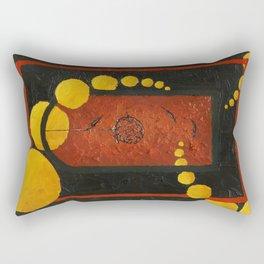 The Catcher. Rectangular Pillow