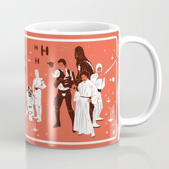 IV (Red) Mug