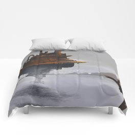 Island Castle Comforters