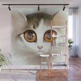 Kitten 3 Wall Mural