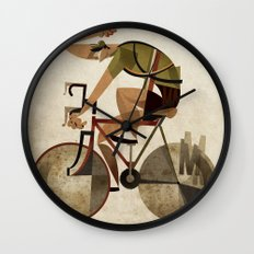 maino55 Wall Clock