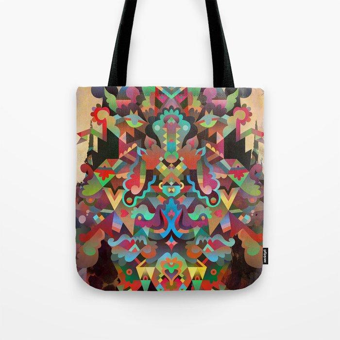 Dæmon [treatment 1] Tote Bag
