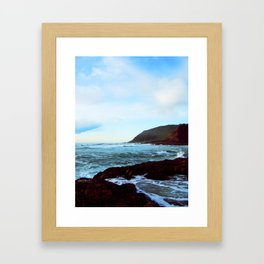 Strawberry Hill Framed Art Print