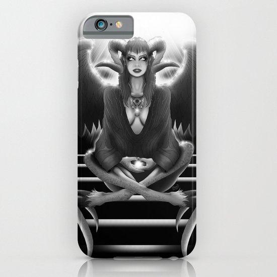 Meditate iPhone & iPod Case
