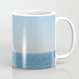 Fly above Coffee Mug