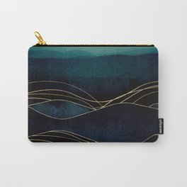 Indigo Waters Carry-All Pouch