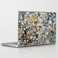 bubblegum Laptop & iPad Skins featuring bubblegum by ensemble creative