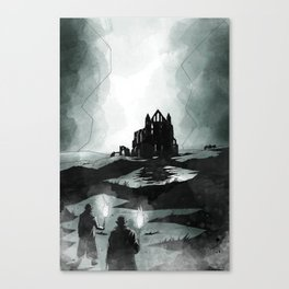Dracula: Carfax Abbey Canvas Print