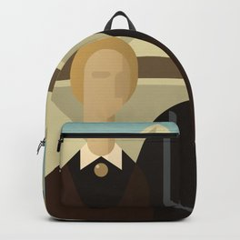 Painted Girls #2 Backpack