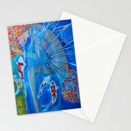 With Every Breath #society6 #decor #buyart Stationery Cards